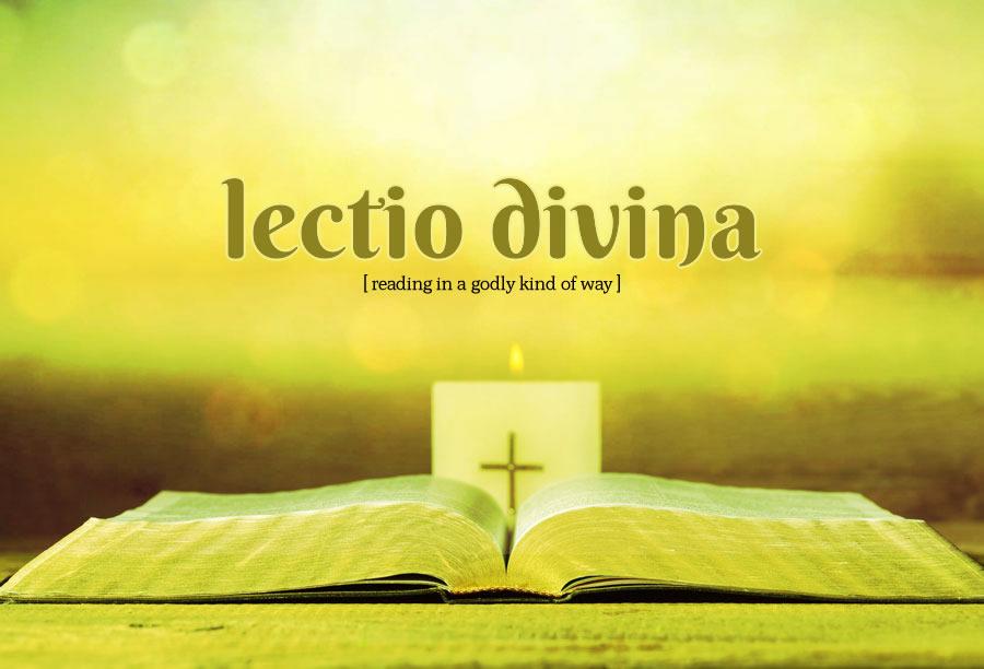 Go Local – Lectio Divina